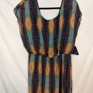 City Triangles Dress NWT